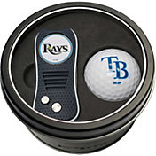 Team Golf Tampa Bay Rays Switchfix Divot Tool and Golf Ball Set