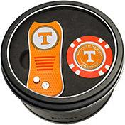 Team Golf Tennessee Volunteers Switchfix Divot Tool and Poker Chip Ball Marker Set