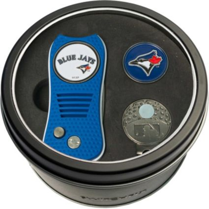 Team Golf Toronto Blue Jays Switchfix Divot Tool and Cap Clip Set