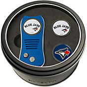 Team Golf Toronto Blue Jays Switchfix Divot Tool and Ball Markers Set