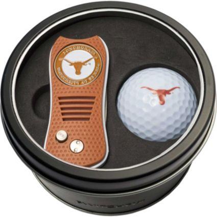 Team Golf Texas Longhorns Switchfix Divot Tool and Golf Ball Set