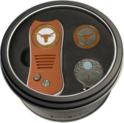 Team Golf Texas Longhorns Switchfix Divot Tool and Cap Clip Set