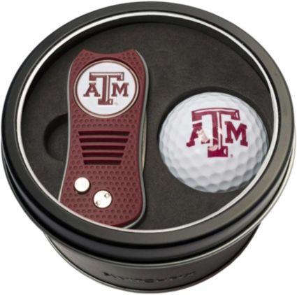 Team Golf Texas A&M Aggies Switchfix Divot Tool and Golf Ball Set