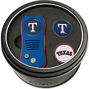 Team Golf Texas Rangers Switchfix Divot Tool and Ball Markers Set