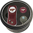 Team Golf Virginia Tech Hokies Switchfix Divot Tool and Cap Clip Set