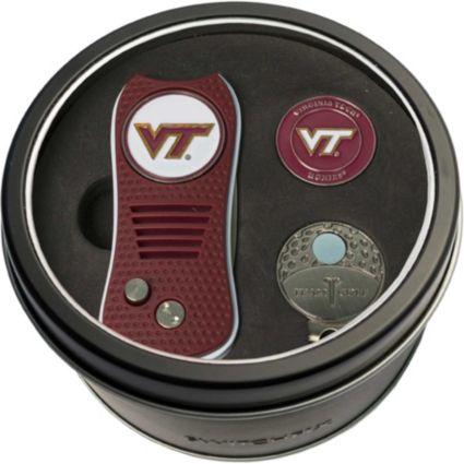 Team Golf Virginia Tech Hokies Switchfix Divot Tool and Cap Clip Set