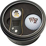 Team Golf Wake Forest Demon Deacons Switchfix Divot Tool and Golf Ball Set