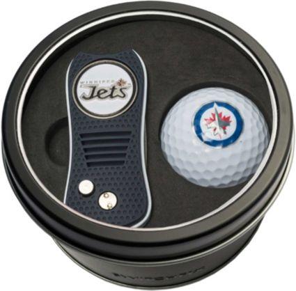 Team Golf Winnipeg Jets Switchfix Divot Tool and Golf Ball Set