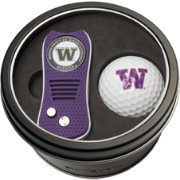 Team Golf Washington Huskies Switchfix Divot Tool and Golf Ball Set