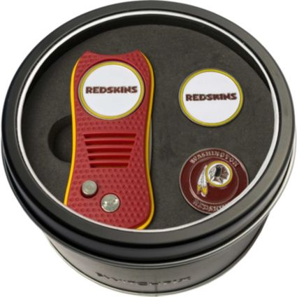 Team Golf Washington Redskins Switchfix Divot Tool and Ball Markers Set