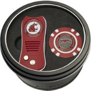 Team Golf Washington State Cougars Switchfix Divot Tool and Poker Chip Ball Marker Set