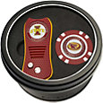 Team Golf Iowa State Cyclones Switchfix Divot Tool and Poker Chip Ball Marker Set
