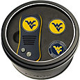 Team Golf West Virginia Mountaineers Switchfix Divot Tool and Ball Markers Set