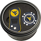Team Golf West Virginia Mountaineers Switchfix Divot Tool and Poker Chip Ball Marker Set
