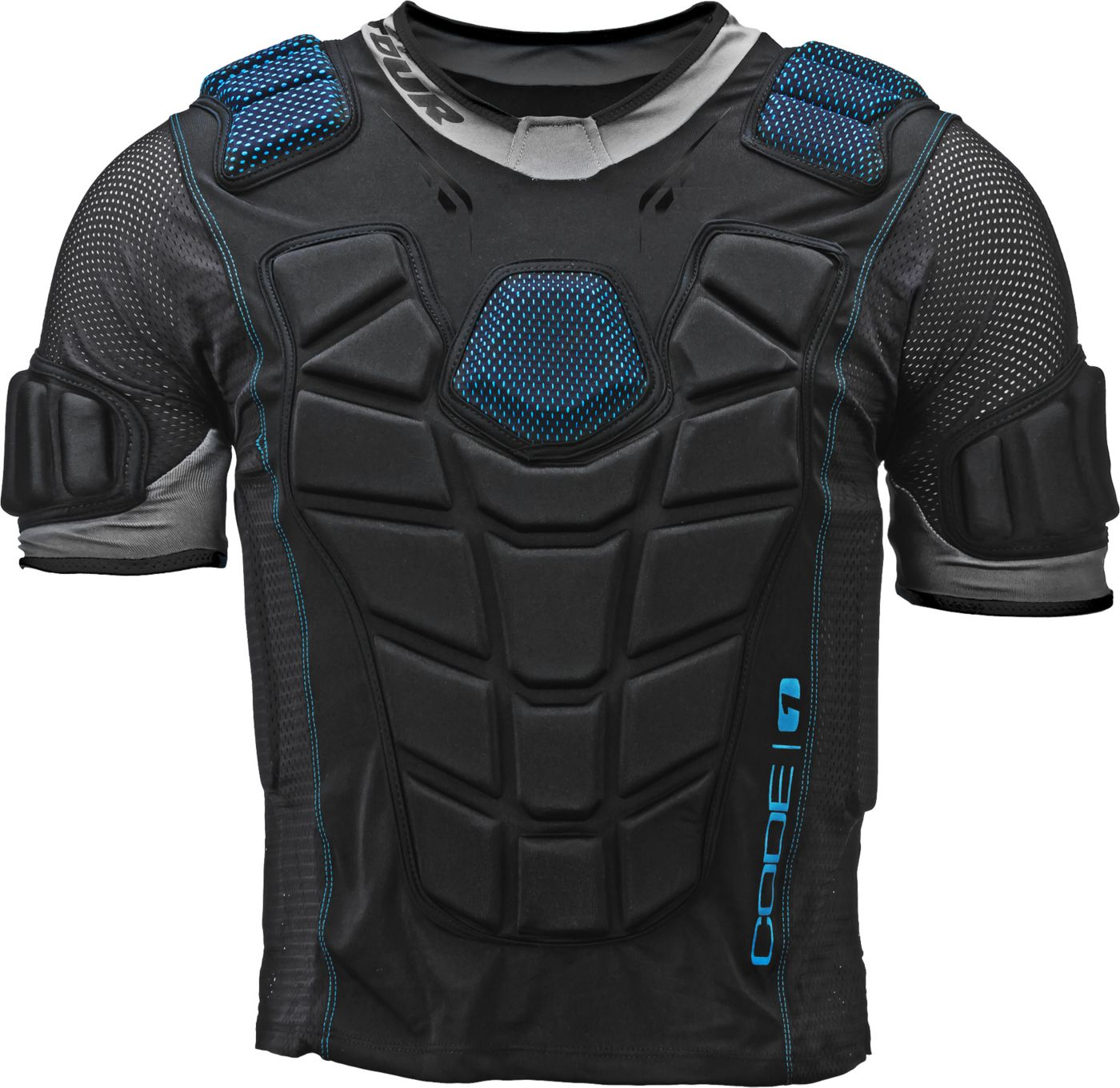 Tour Adult Code 1 Padded Upper Body Roller Hockey Protector