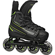 Tour Youth Code 9 Adjustable Roller Hockey Skates