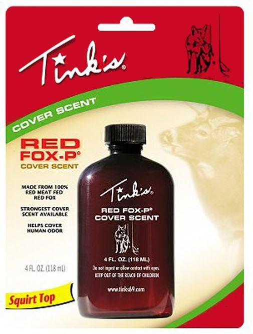 Tink's Red Fox-P Cover Scent, Size: Small