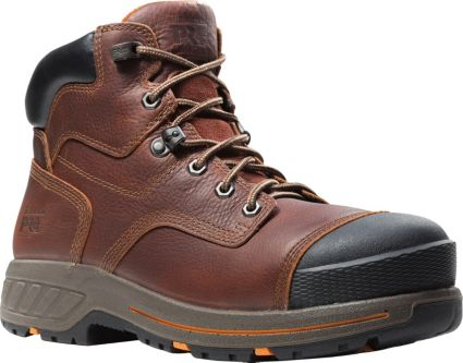 Timberland PRO Men s Helix HD Composite Toe 6   Waterproof Work Boots 11fe7e54e