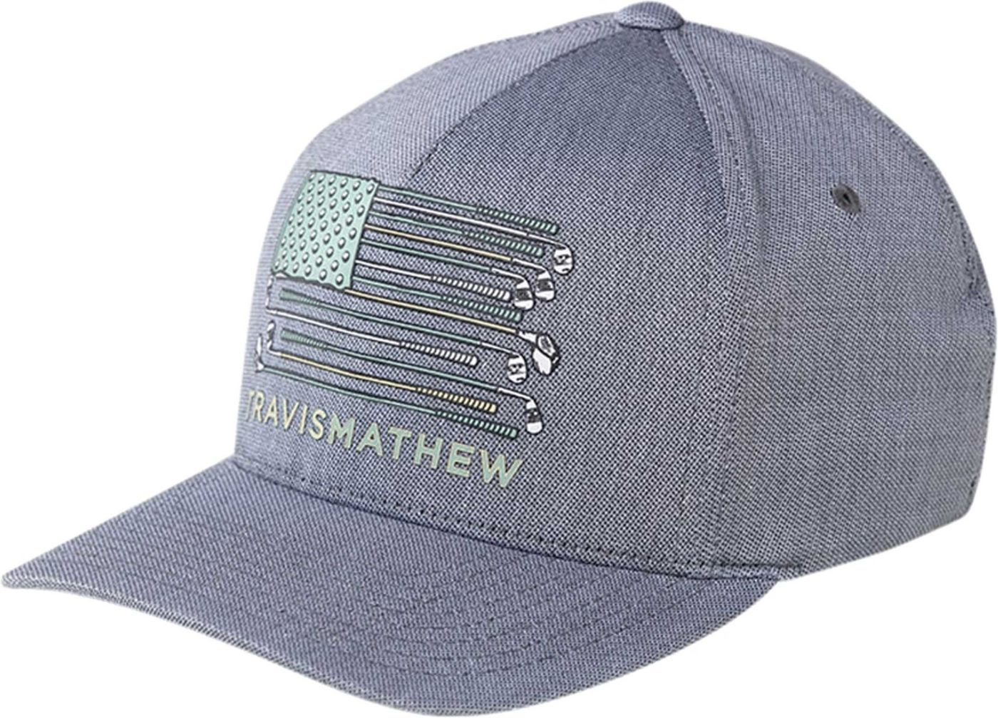 TravisMathew Men's Fitzjohn Golf Hat
