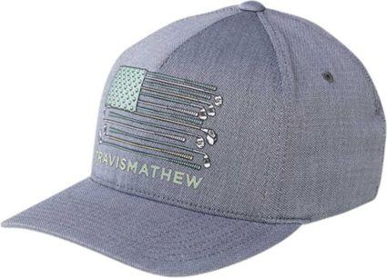 TravisMathew Men's Fitzjohn Golf Hat
