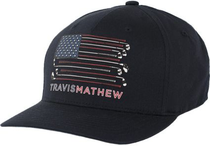 TravisMathew Men's Fitzjohn Hat