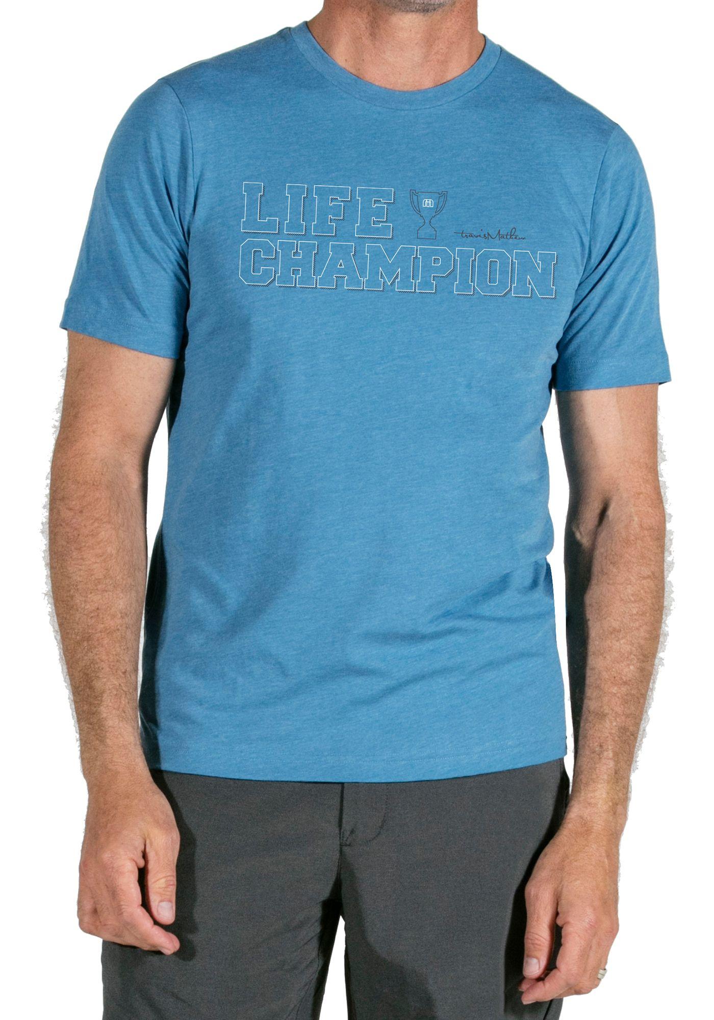 TravisMathew Life Champion T-Shirt