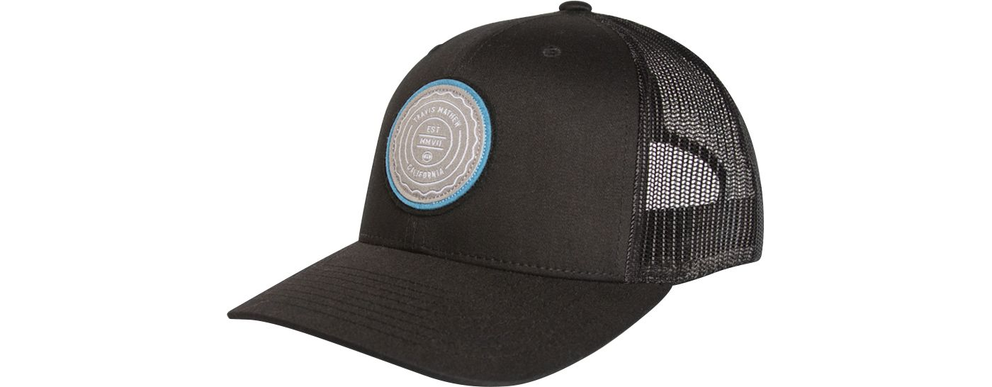 TravisMathew Men's Trip L Golf Hat