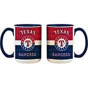 Texas Rangers Team Mug