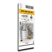 2017 Stanley Cup Champions Pittsburgh Penguins Mega Ticket