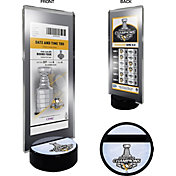 2017 Stanley Cup Champions Pittsburgh Penguins Ticket Stand