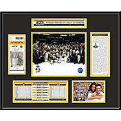 2017 Stanley Cup Champions Pittsburgh Penguins Ticket Frame
