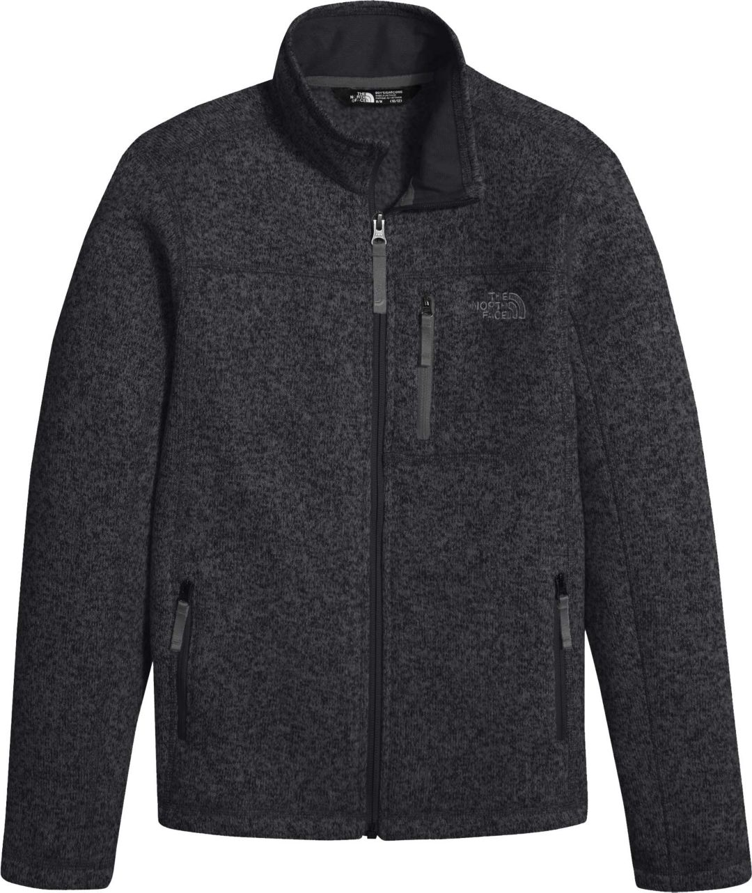 7850abd53 The North Face Boys' Gordon Lyons Full Zip Fleece Jacket - Past Season
