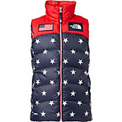 The North Face Girls' International Collection Nuptse Down Vest