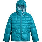 The North Face Girls' Moondoggy 2.0 Down Hooded Jacket