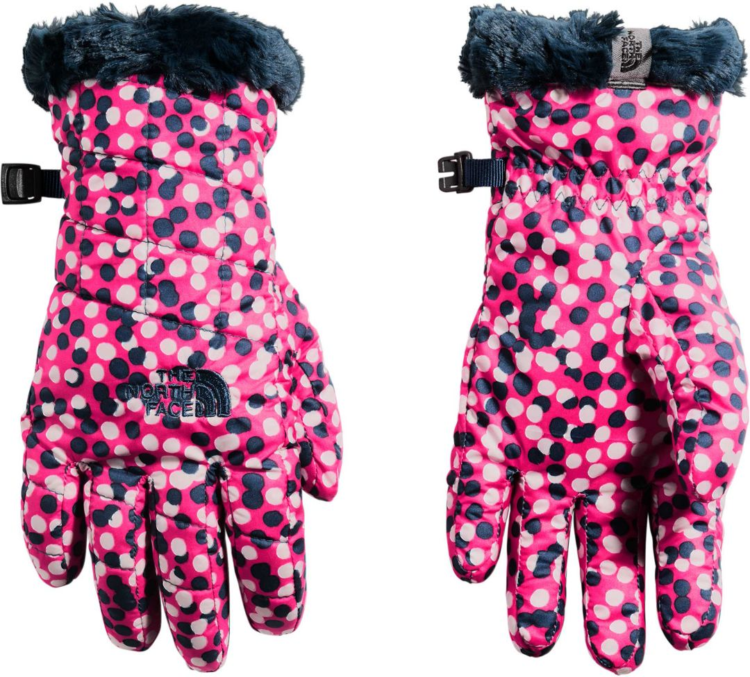 c188bb831 The North Face Girls' Mossbud Swirl Gloves