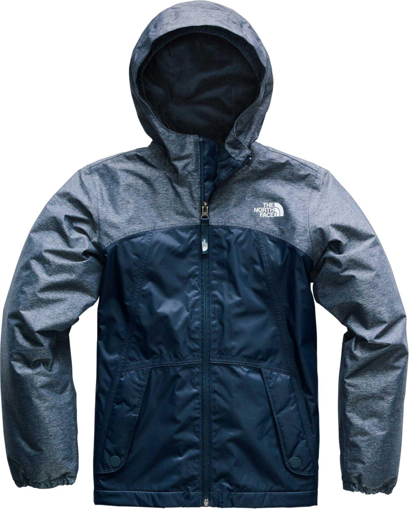 The North Face Girls' Warm Storm Rain Jacket