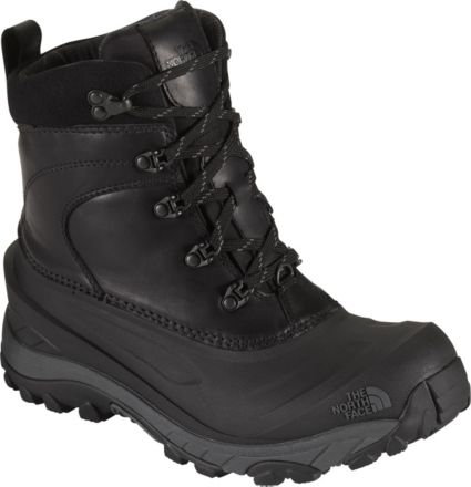 The North Face Men's Chilkat II Waterproof 200g Insulated Winter Boots - Past Season