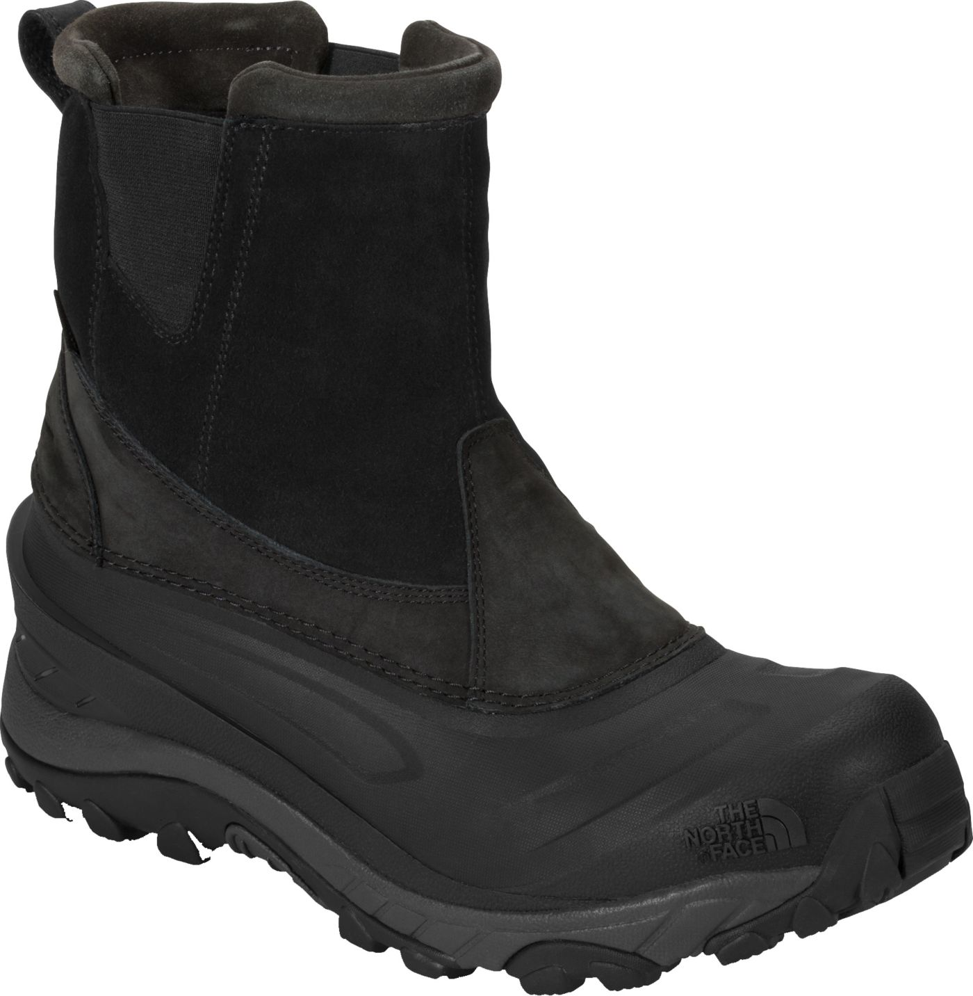 9c8920285 The North Face Men's Chilkat III Pull-On 200g Waterproof Winter Boots