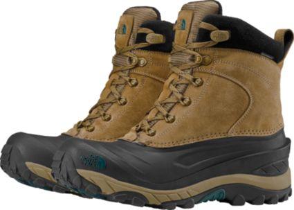 7dbf2ef65 The North Face Men's Chilkat III 200g Waterproof Winter Boots