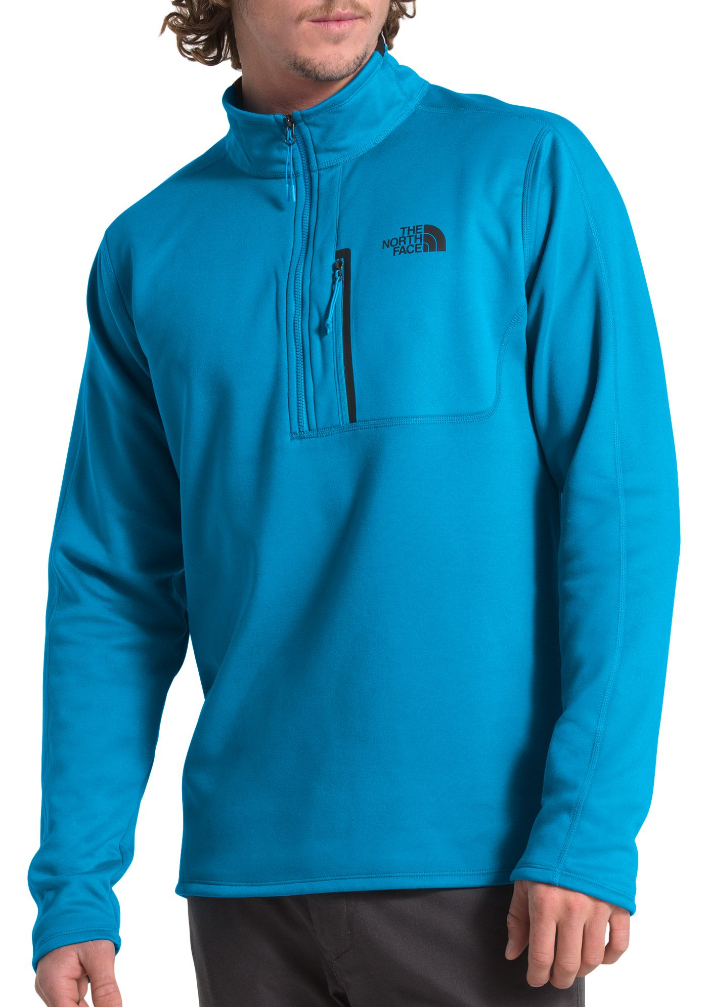 The North Face Men's Canyonlands Half Zip Pullover (Regular and Big & Tall)