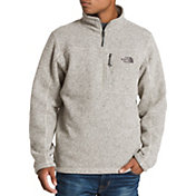 The North Face Men's Gordon Lyons 1/4 Zip Fleece Pullover