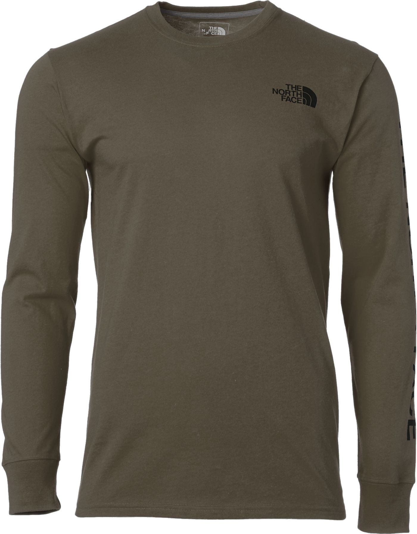 The North Face Men's Crew Long Sleeve Shirt