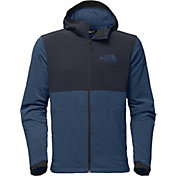 The North Face Men's Mountain Sweatshirt Full Zip Insulated Jacket