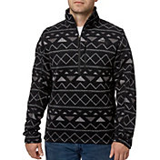 The North Face Men's Novelty Gordon Lyons Quarter Zip Fleece Pullover