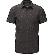 The North Face Men's Bay Trail Jacquard Short Sleeve Shirt