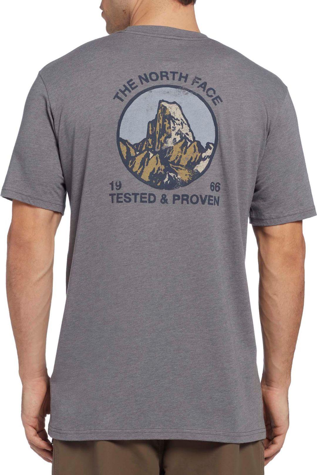 d981d9fd3 The North Face Men's Woodcut T-Shirt