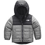 The North Face Toddler Boys' Reversible Mount Chimborazo Fleece Jacket