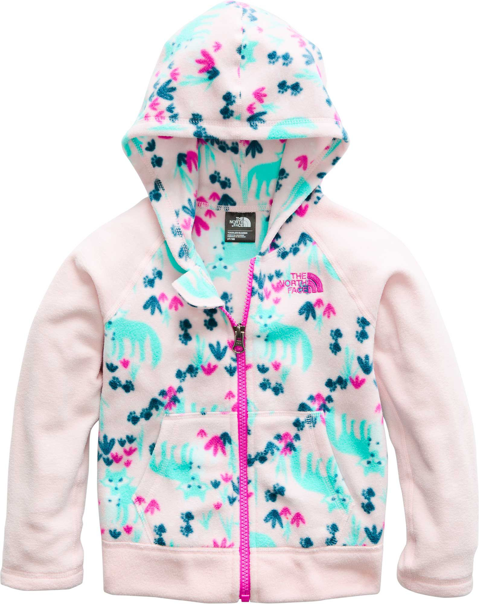 12f4f6cd9a The North Face Toddler Girls' Glacier Fleece Jacket | DICK'S ...