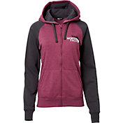The North Face Women's Baseball Blocked Full Zip Hoodie - Past Season