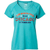 The North Face Women's Chicago Reaxion V-Neck T-Shirt